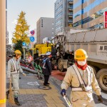 Truck crash in Akihabara, chaos brought under control